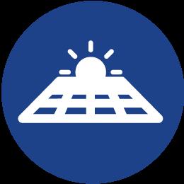 Clique para selecionar Painéis Solares